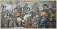 Římská mozaika